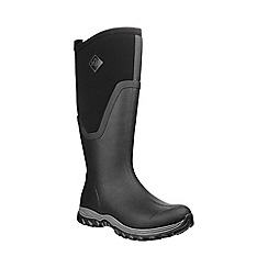 Muck Boot - Black/black 'Arctic Sport Tall' wellington boot
