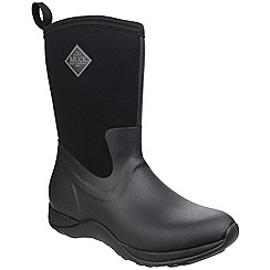 Muck Boot - Black/black 'Arctic Weekend' wellington boot