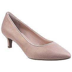 Rockport - Pink snake Total Motion Kalila' court shoes