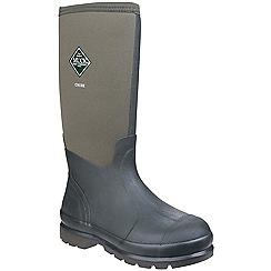 Muck Boot - Green 'Chore Classic Hi' Wellington boots