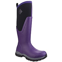 Muck Boot - Purple 'Arctic Sport Tall' wellington boots