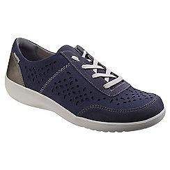 Rockport - Navy 'Emalyn' casual trainers