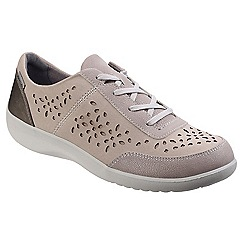 Rockport - Beige 'Emalyn' casual trainers