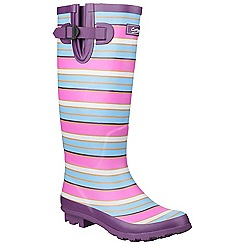 Cotswold - Multicoloured 'Wadeberry' calf boots