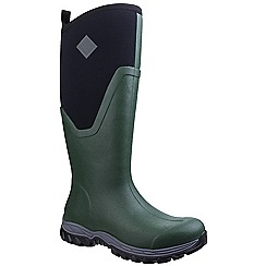 Muck Boot - Dark green 'Arctic Sport Tall' wellington boots