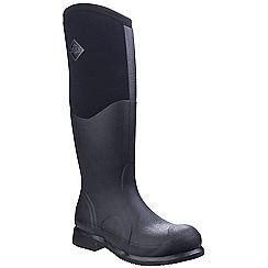 Muck Boot - Black 'Colt Ryder' wellington boots