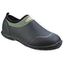 Muck Boot - Dark green 'Daily' gardening shoes