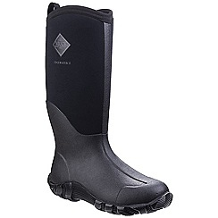 Muck Boot - Black 'Edgewater II Tall' wellington boots