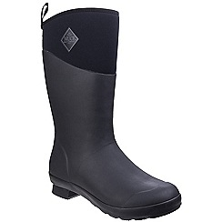 Muck Boot - Black 'Tremont Mid' wellington boots