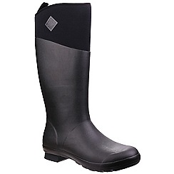 Muck Boot - Black 'Tremont' wellington boots