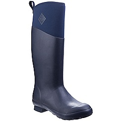 Muck Boot - Navy 'Tremont' wellington boots