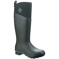Muck Boot - Dark green 'Tremont' wellington boots