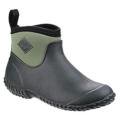 Muck Boot - Green 'Muckmaster II' ankle wellington boots