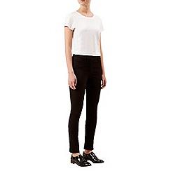 Hobbs - Black 'Amanda' regular jeans