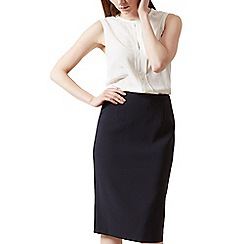 Hobbs - Navy 'Lynsey' skirt