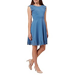 Hobbs - Light blue 'Dita' dress