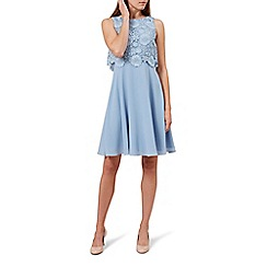 Hobbs - Light blue 'Margot' dress