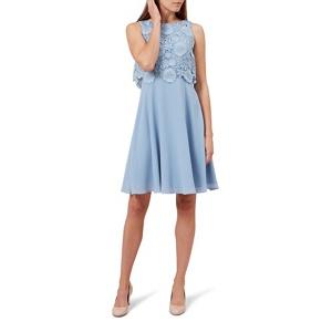 Hobbs Light Blue 'margot' Dress