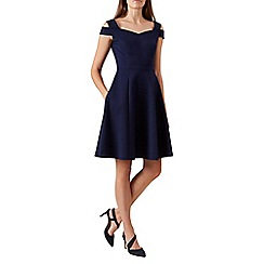 Hobbs - Navy 'Amy' dress
