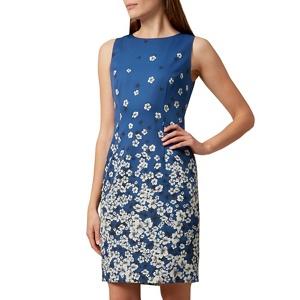 Hobbs Royal Blue 'moira' Dress