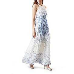 Hobbs - White 'Alexis' maxi dress