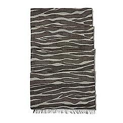 Hobbs - Black 'Ava' scarf