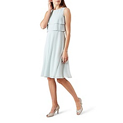 Hobbs - Pale green 'Imogen' dress