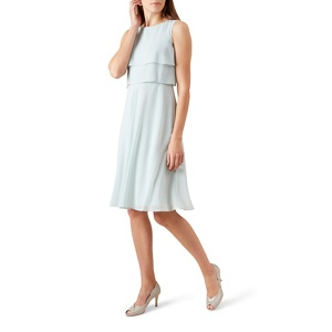 Bridesmaid Dresses: Hobbs Pale Green 'imogen' Dress