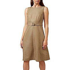 Hobbs - Natural 'Ella' dress