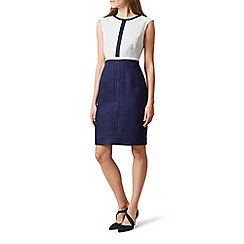 Hobbs - Navy 'Sorcha' dress