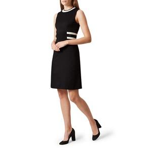 Hobbs Black 'jacquie' Dress