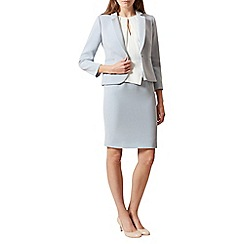 Hobbs - Pale blue 'Carrie' jacket