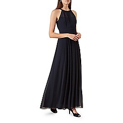 Hobbs - Navy 'Alexis' maxi dress