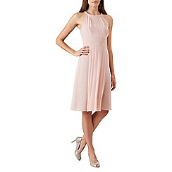 Hobbs - Pale pink 'Alexis' dress