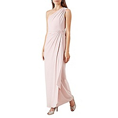 Hobbs - Pale pink 'Neve' maxi dress