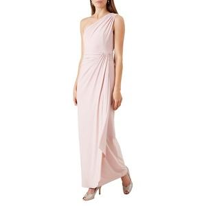 Bridesmaid Dresses: Hobbs Pale Pink 'neve' Maxi Dress
