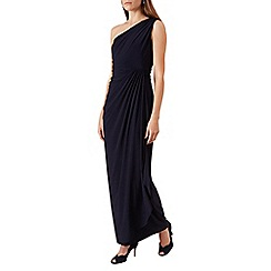 Hobbs - Navy 'Neve' maxi dress