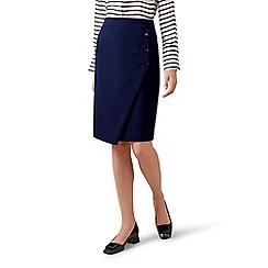 Hobbs - Navy 'Pippa' skirt