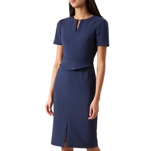 Hobbs Navy (Blue) 'pippa' Dress