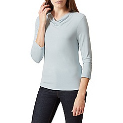 Hobbs - Pale blue 'Connie' top