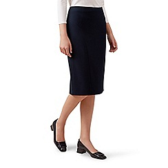 Hobbs - Navy 'Gabi' skirt
