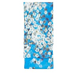 Hobbs - Bright blue 'Alice' scarf