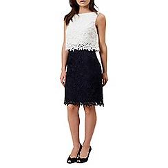 Hobbs - Ivory 'Florence' dress