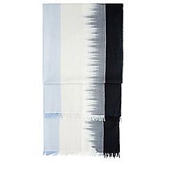 Hobbs - Light blue 'Mia' scarf