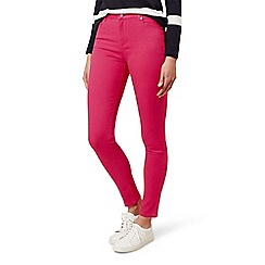 Hobbs - Bright pink 'Rivington' jeans