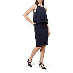 Hobbs - Navy 'Coralie' dress