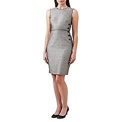 Hobbs - Grey 'Juliet' dress