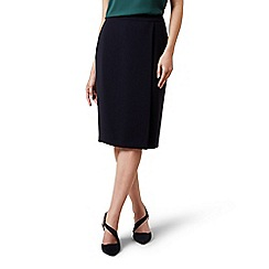 Hobbs - Navy 'Catherine' skirt