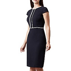 Hobbs - Navy 'Elizabeth' dress