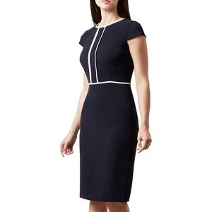 Hobbs Navy 'Elizabeth' dress